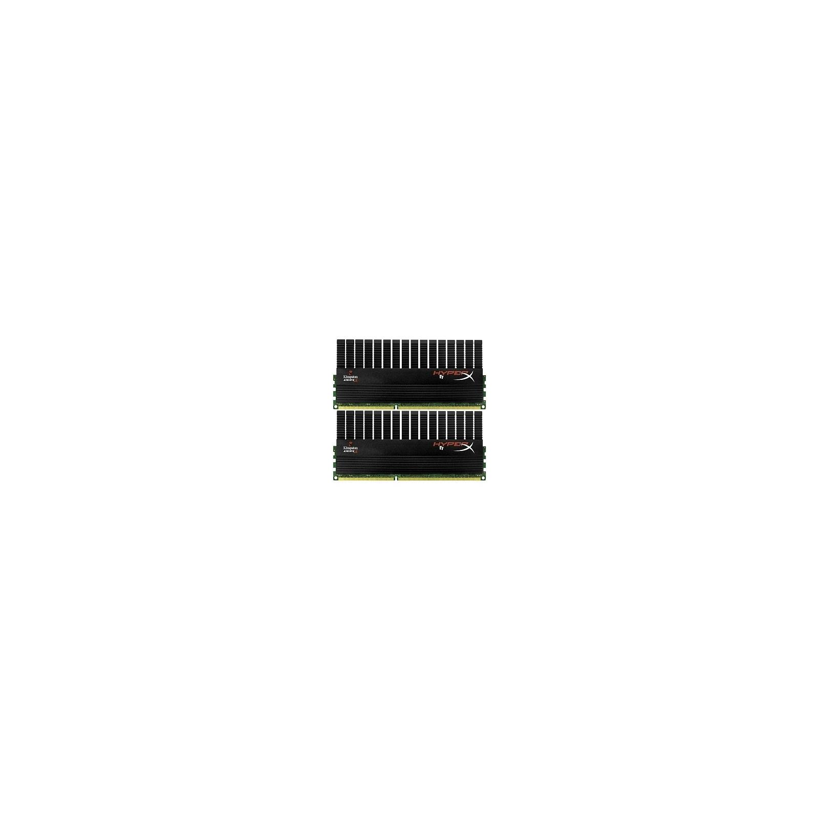 Модуль памяти для компьютера DDR3 8GB (2x4GB) 1866 MHz Kingston (KHX1866C9D3T1BK2/8GX)