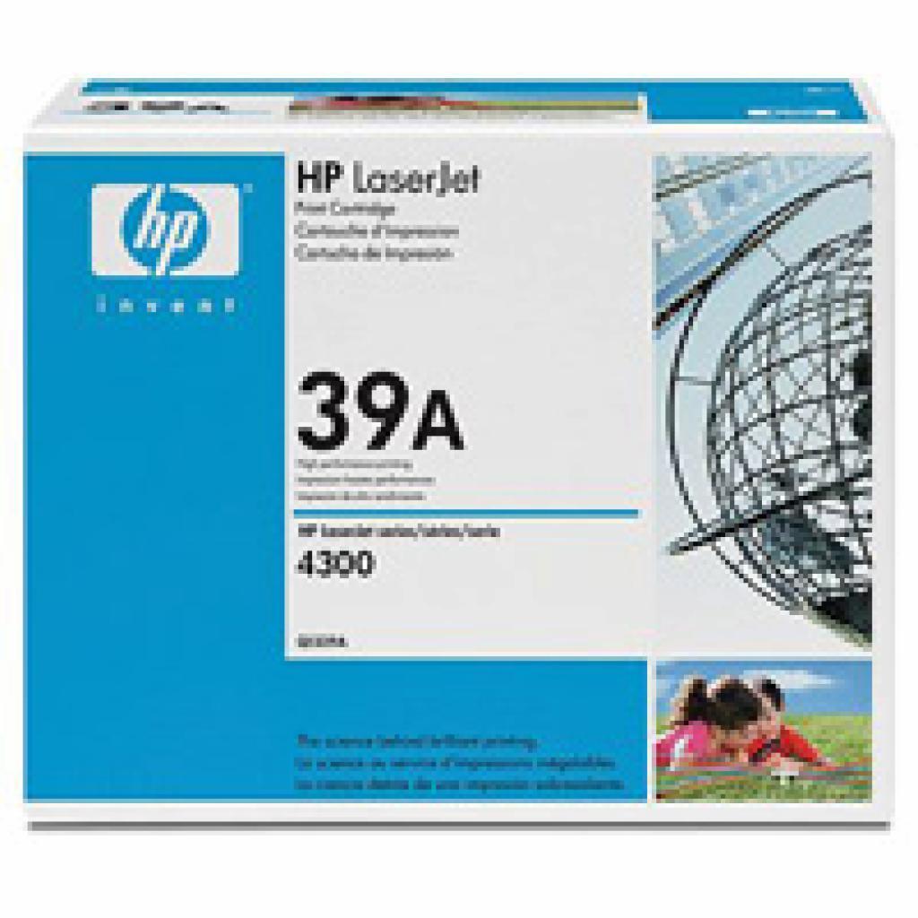 Картридж LJ 4300 HP (Q1339A)