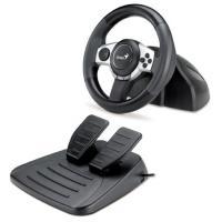 Руль Genius Trio Racer (PC/PS3) (31620030100)