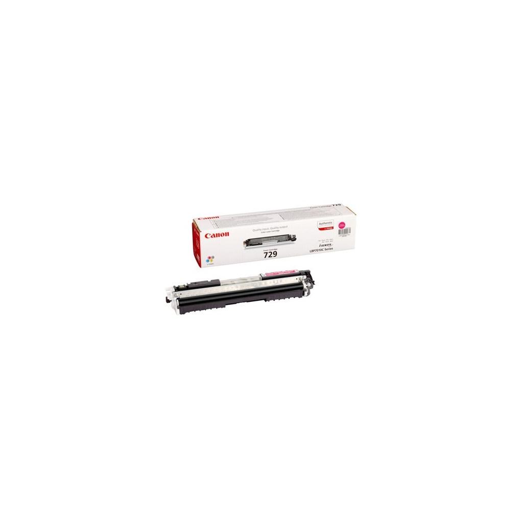 Картридж Canon 729 LBP-7018С/ 7010С Magenta (4368B002)