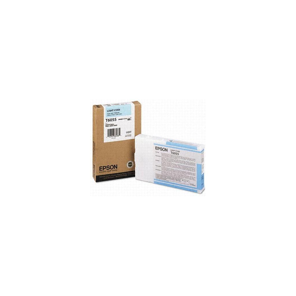 Картридж EPSON St Pro 4800 /4880 light cyan (C13T605500)
