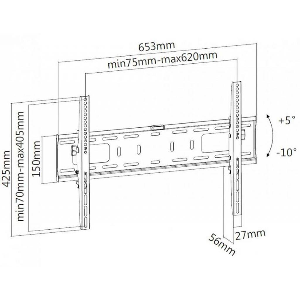 Кронштейн ITech PLB2 изображение 2