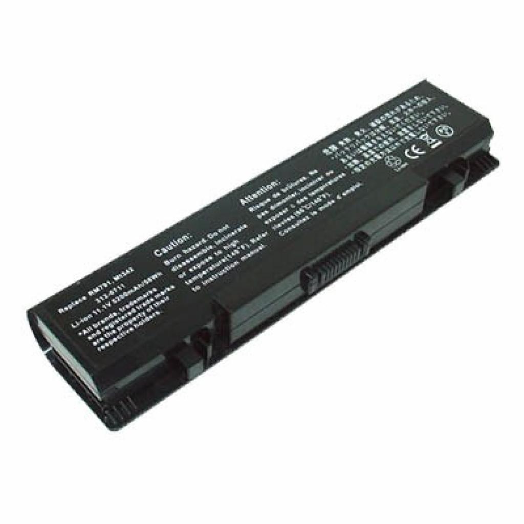 Аккумулятор для ноутбука Dell RM791 Studio 1737 (KM973 BO 56)