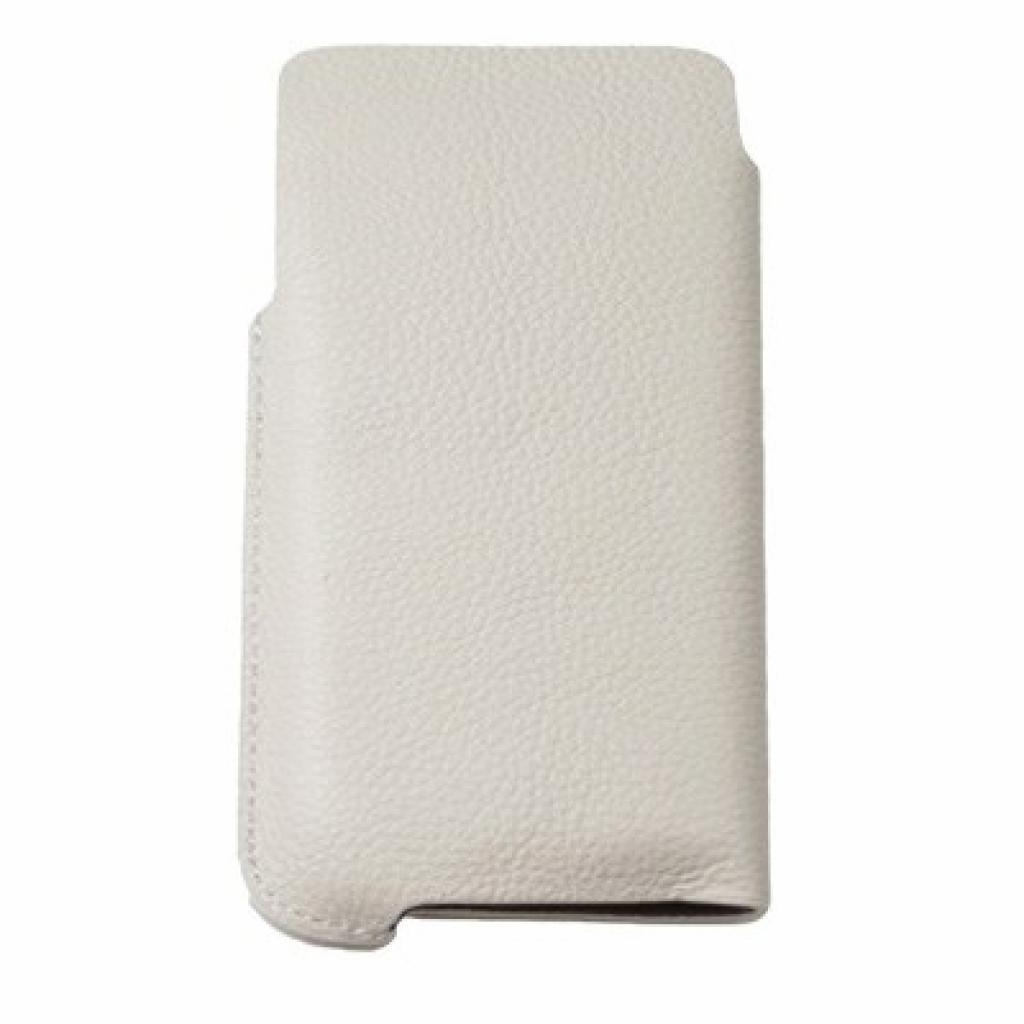 Чехол для моб. телефона Drobak для HTC Desire SV Classic pocket White (218836)