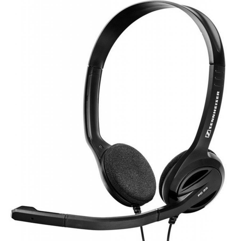 Наушники Sennheiser Comm PC 36 CALL CONTROL USB (504523)