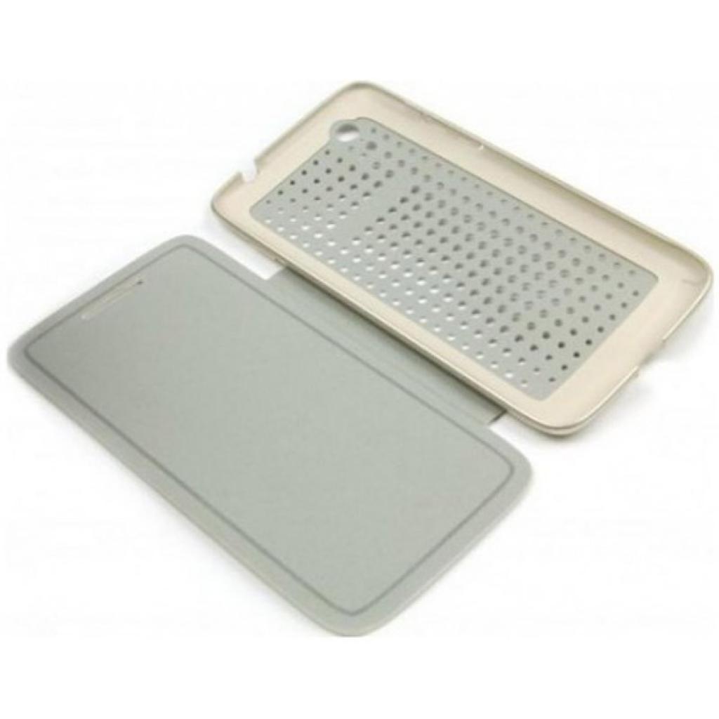 Чехол для моб. телефона Lenovo S960 Smart Filp Cover -Khaki (PG39A464EJ) изображение 3