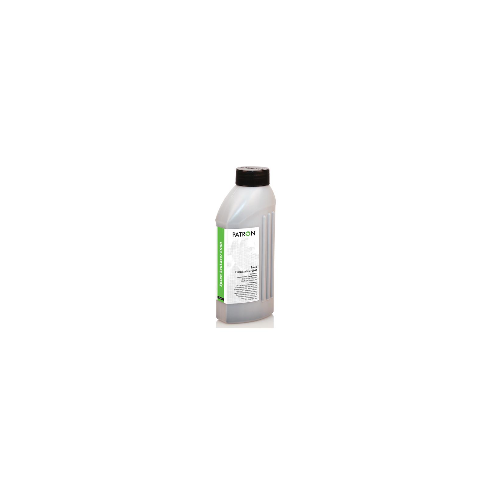 Тонер PATRON EPSON ACULASER C900 BLACK 180г (T-PN-EALC900-B-180)