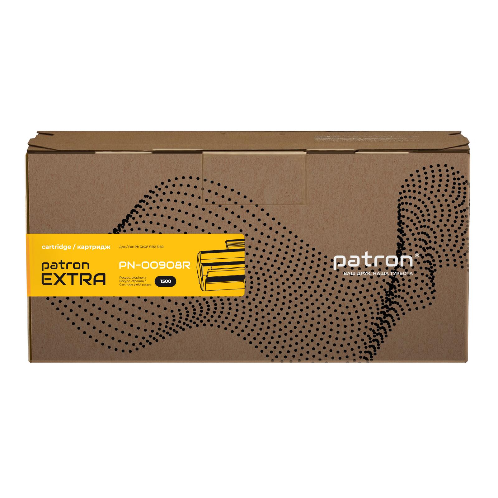 Картридж PATRON XEROX Ph 3140 (108R00908) Extra (PN-00908R) изображение 2