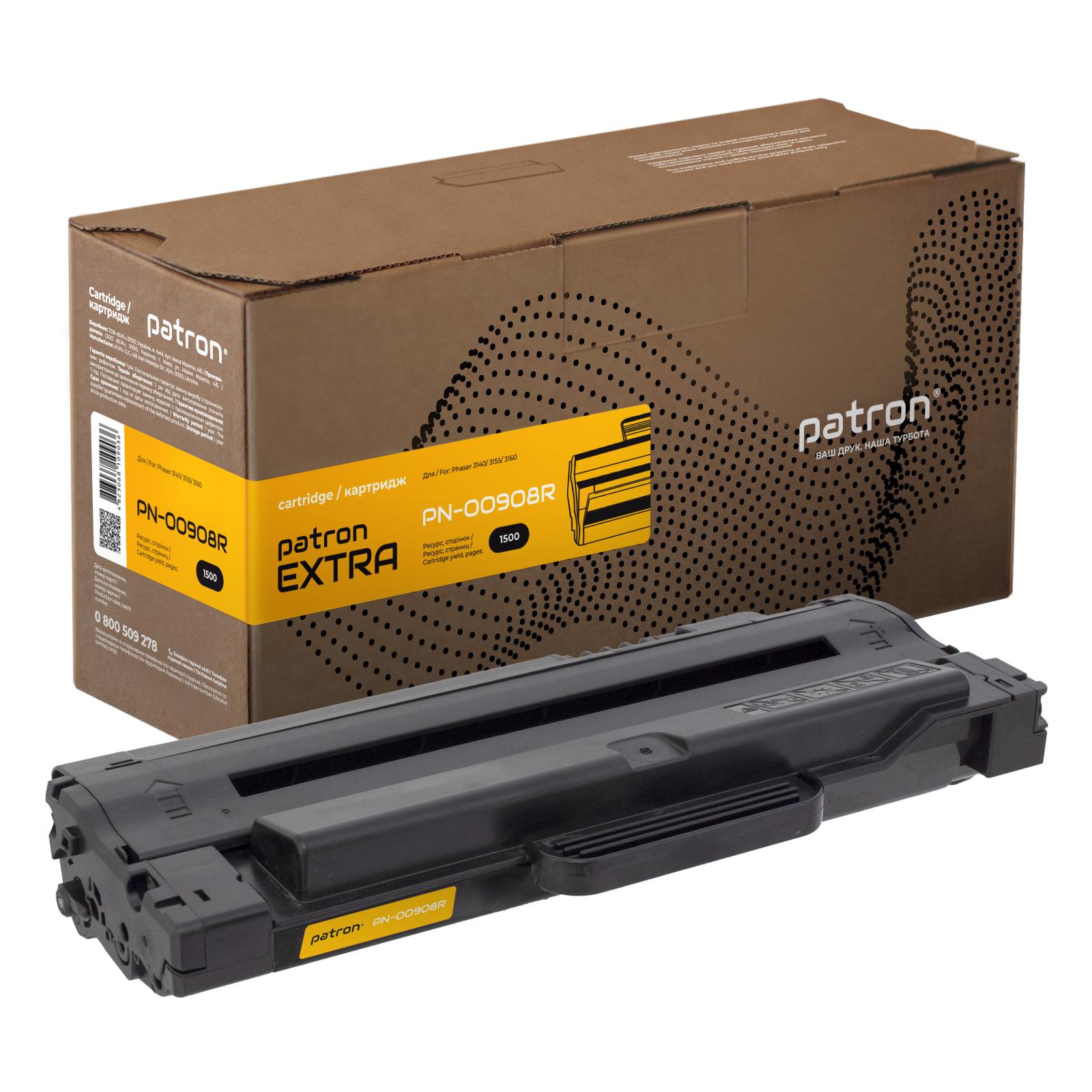 Картридж PATRON XEROX Ph 3140 (108R00908) Extra (PN-00908R)