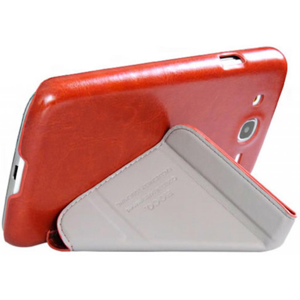 Чехол для моб. телефона HOCO для Samsung I9152 Galaxy Mega 5.8 /Crystal s (HS-L035 Brown) изображение 3
