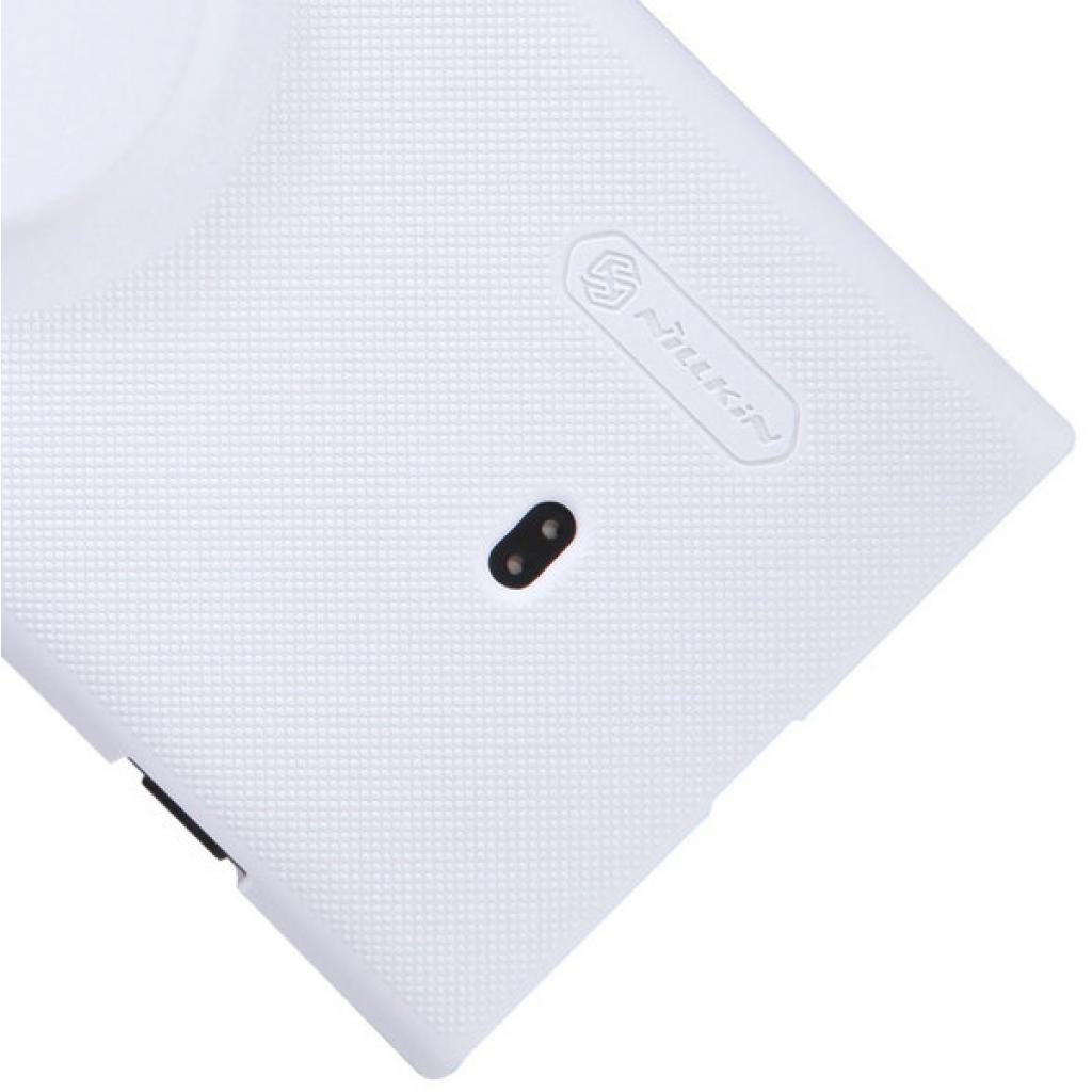 Чехол для моб. телефона NILLKIN для Nokia 1020 /Super Frosted Shield/White (6088757) изображение 5