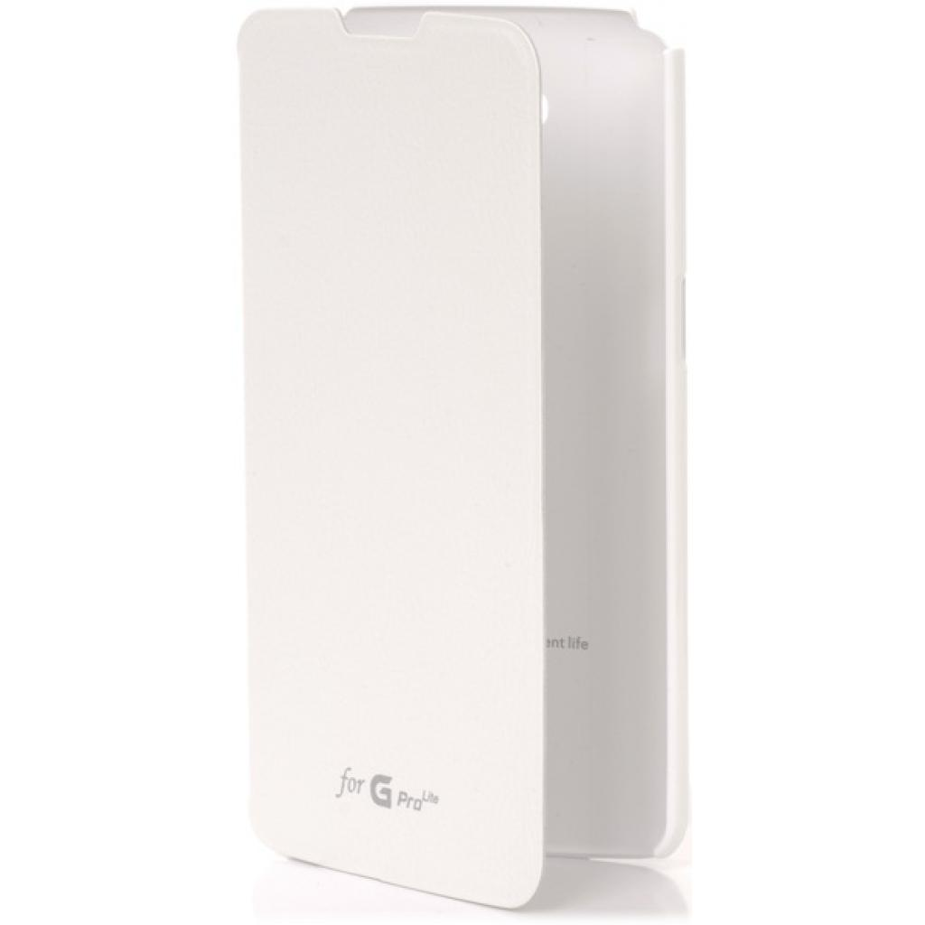 Чехол для моб. телефона VOIA для LG D686 Optimus G Pro Lite /Flip/White (6093491)