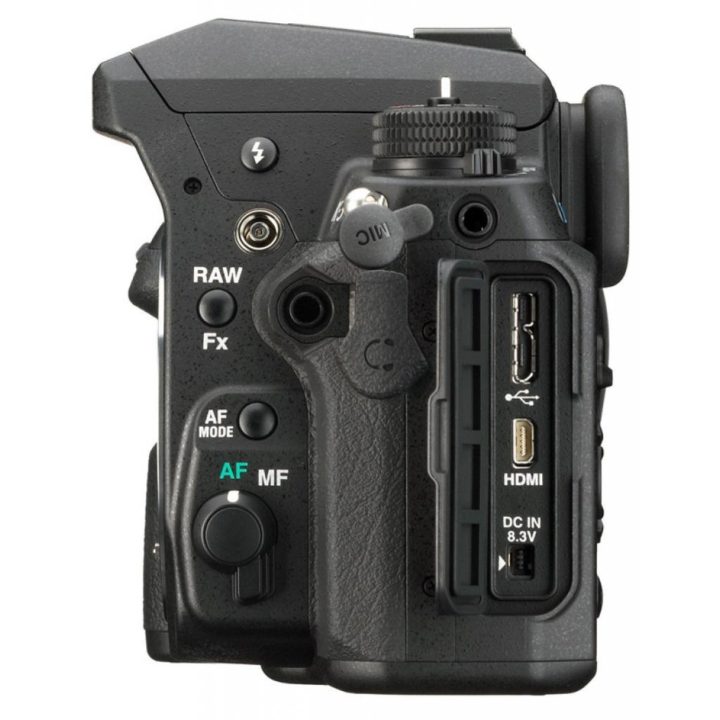 Цифровой фотоаппарат Pentax K-3 Body + D-BG5 (1552902) изображение 4