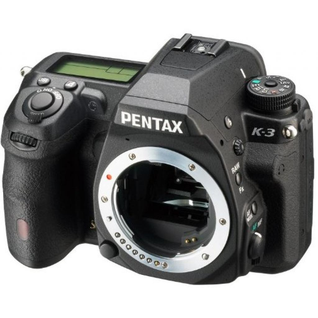 Цифровой фотоаппарат Pentax K-3 Body + D-BG5 (1552902) изображение 5