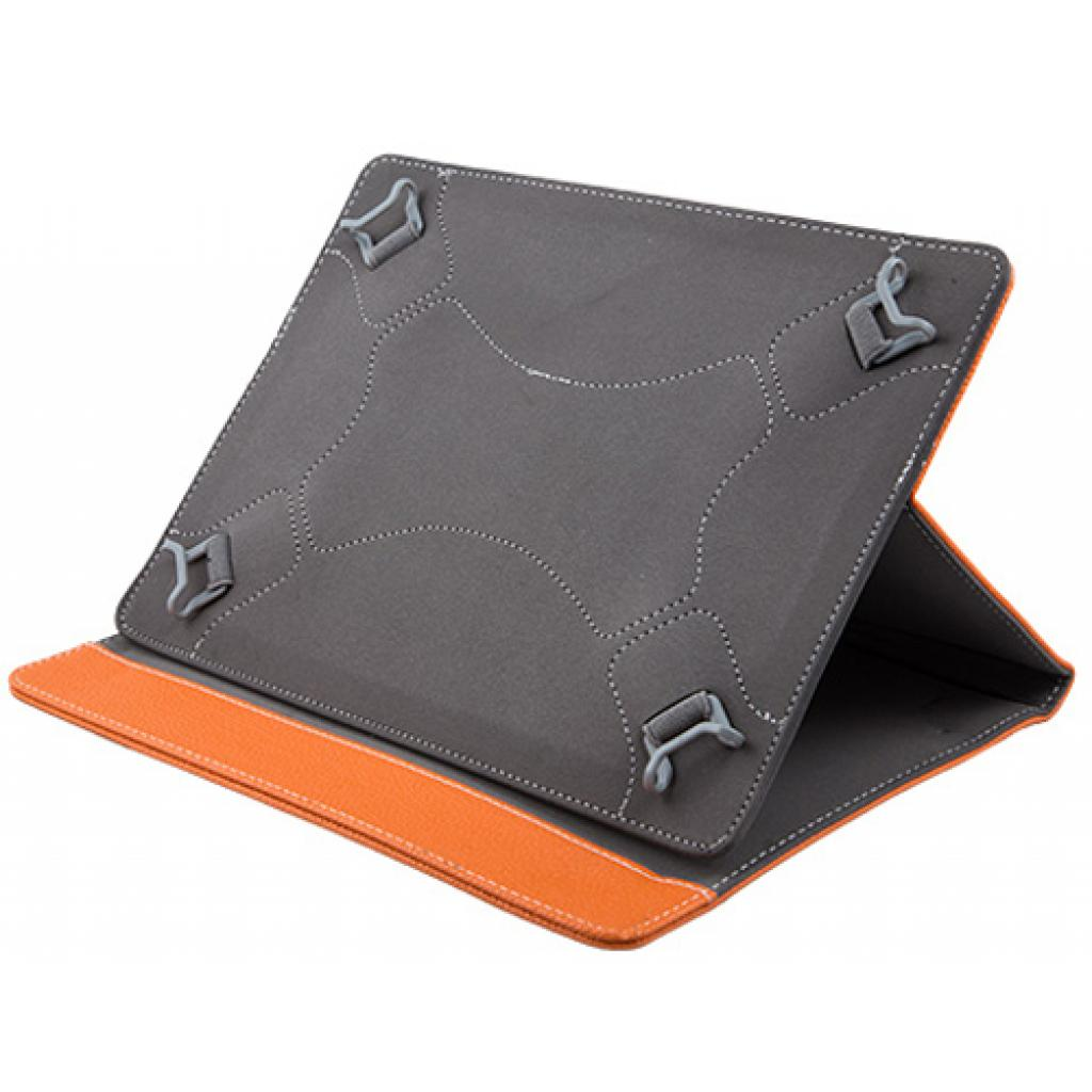 "Чехол для планшета Drobak 10""-10.1"" Universal Stand Orange (216886) изображение 4"