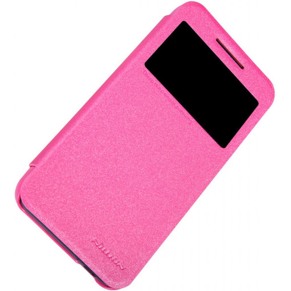 Чехол для моб. телефона NILLKIN для HTC Desire 6 /Spark/ Leather/Red (6164303) изображение 3