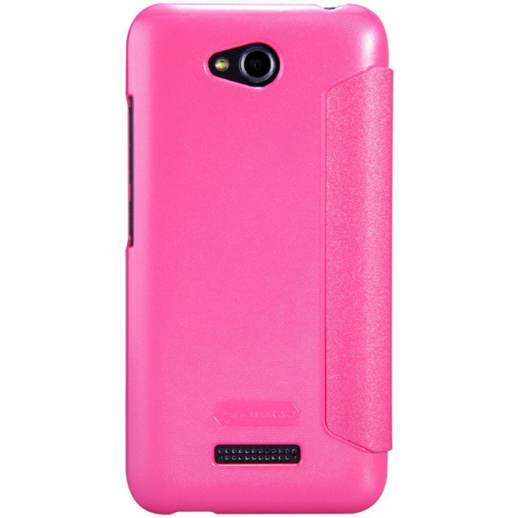 Чехол для моб. телефона NILLKIN для HTC Desire 6 /Spark/ Leather/Red (6164303) изображение 4
