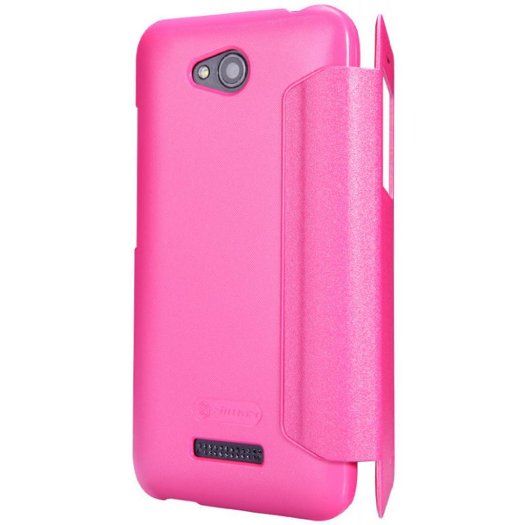 Чехол для моб. телефона NILLKIN для HTC Desire 6 /Spark/ Leather/Red (6164303) изображение 5