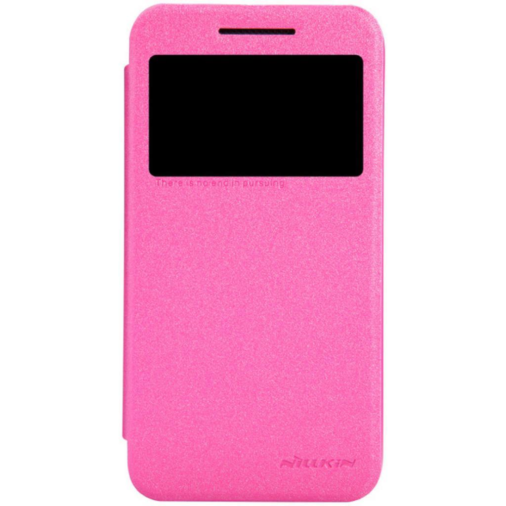 Чехол для моб. телефона NILLKIN для HTC Desire 6 /Spark/ Leather/Red (6164303)