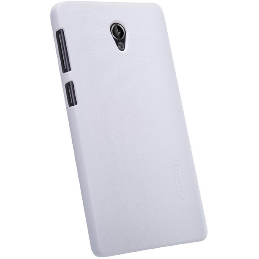 Чехол для моб. телефона NILLKIN для Lenovo S860 /Super Frosted Shield/White (6147142) изображение 2