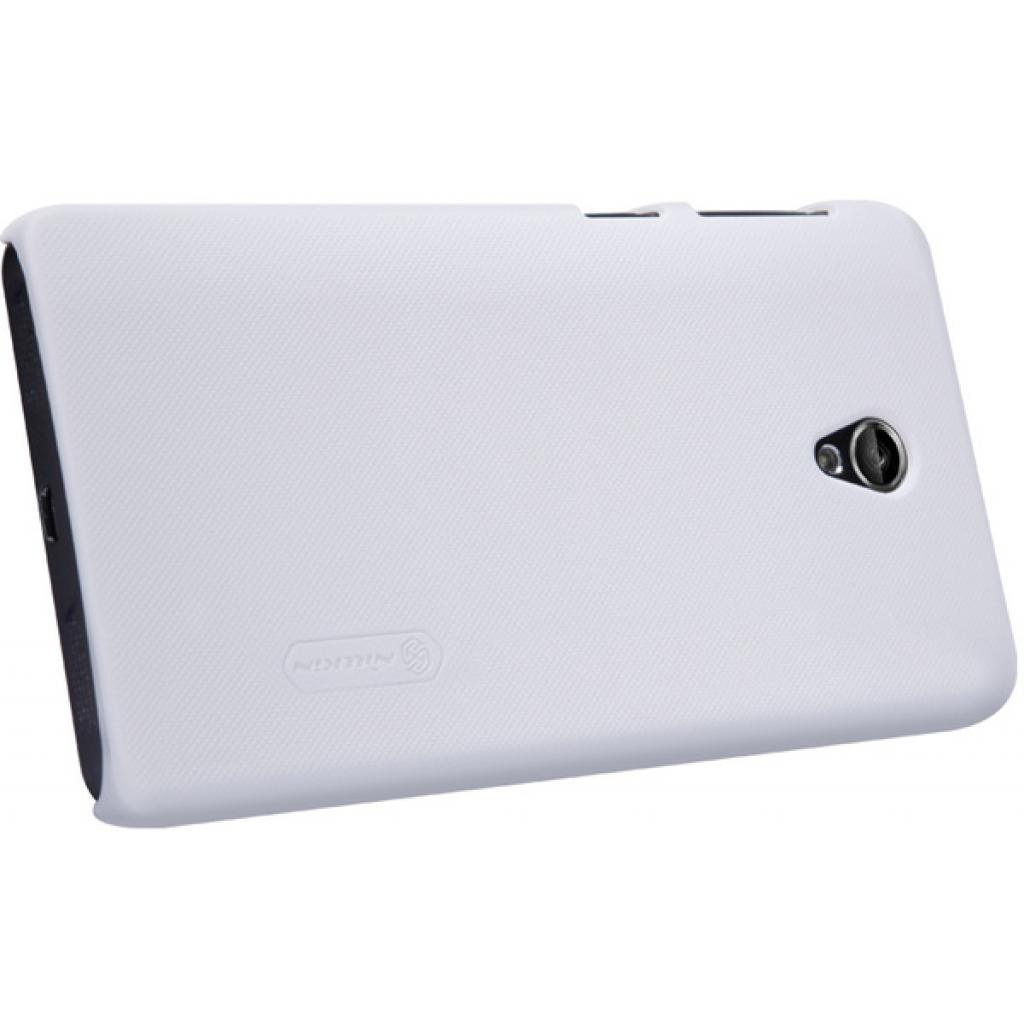 Чехол для моб. телефона NILLKIN для Lenovo S860 /Super Frosted Shield/White (6147142) изображение 3