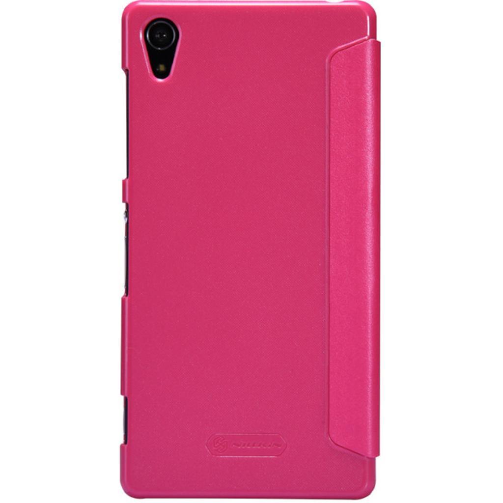 Чехол для моб. телефона NILLKIN для Sony Xperia Z2 /Spark/ Leather/Red (6147182) изображение 5