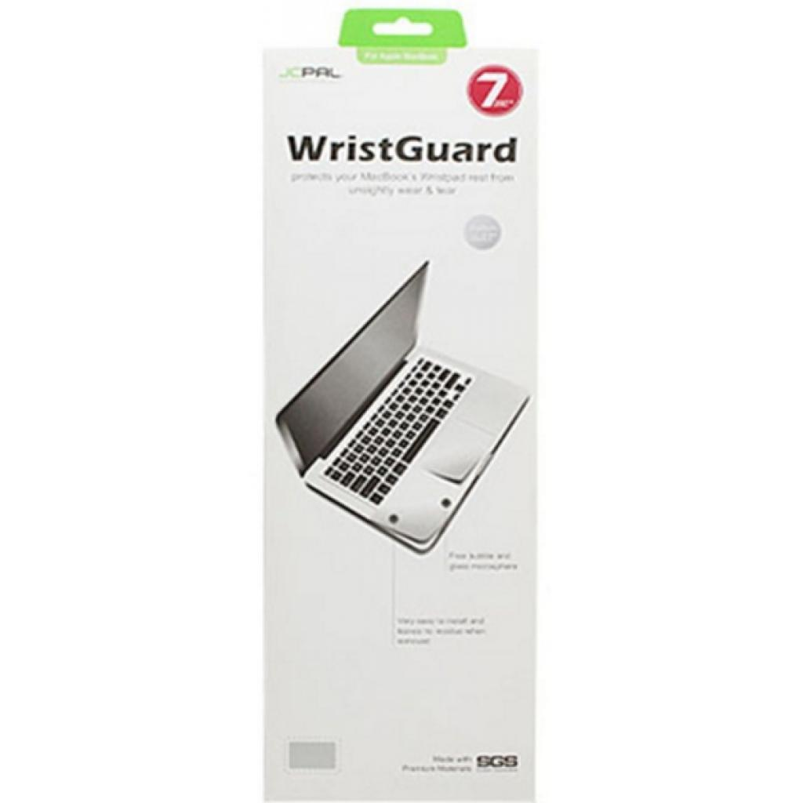 Пленка защитная JCPAL WristGuard Palm Guard для Retina-MBP 15 (JCP2026)