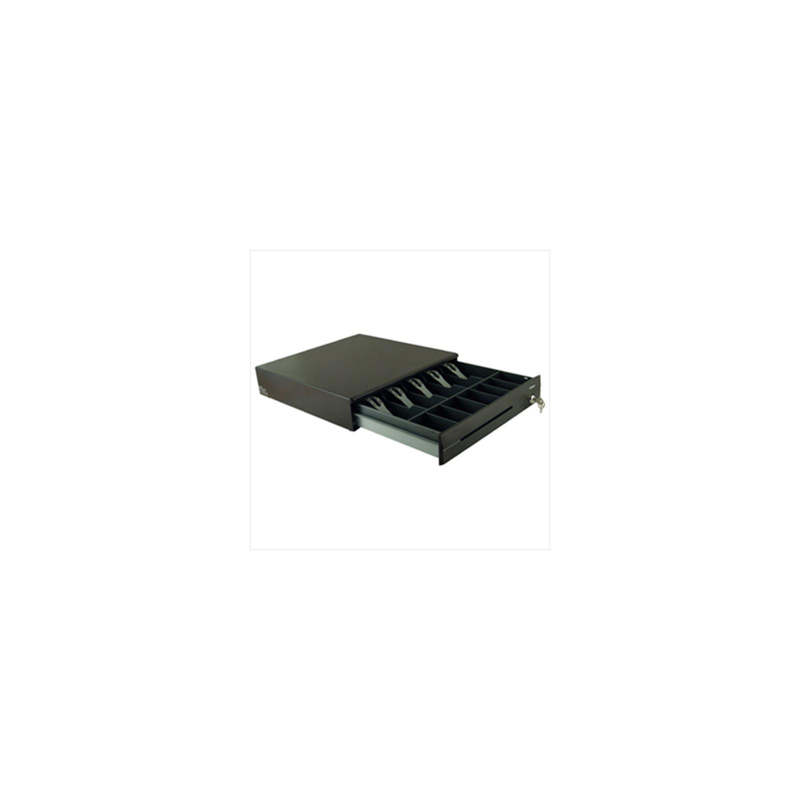 Денежный ящик Posiflex CR-3100 Black (20549) изображение 2