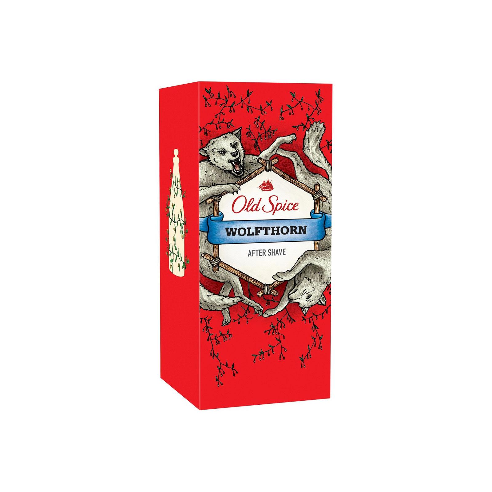 Лосьон после бритья Old Spice Wolfthorn 100 мл (4015600314590) изображение 2