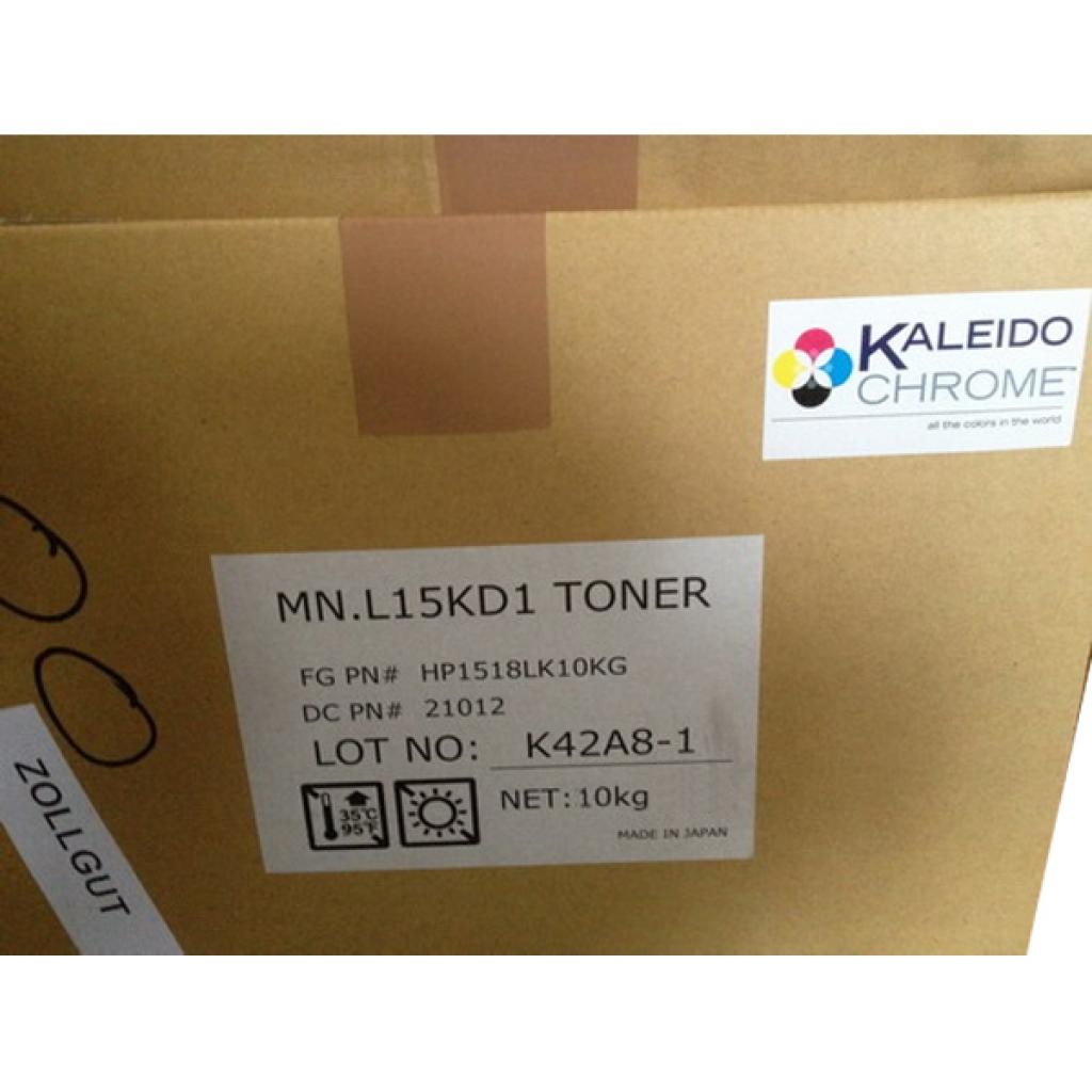 Тонер Mitsubishi HP CLJ CP1215/1515/1518 Black (21012)