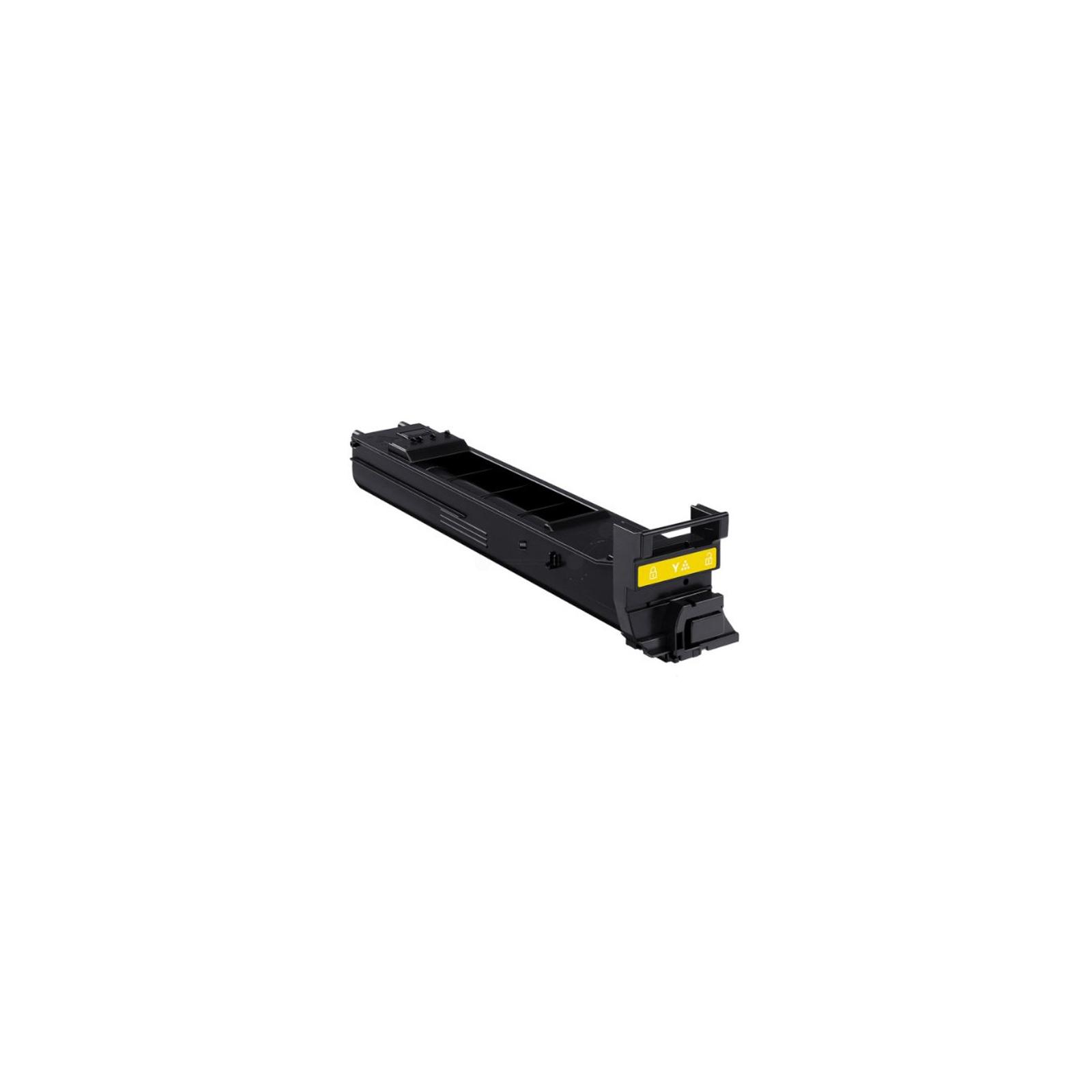 Тонер-картридж KONICA MINOLTA MagiColor 4600 Series (yellow) 4К (A0DK251) изображение 2