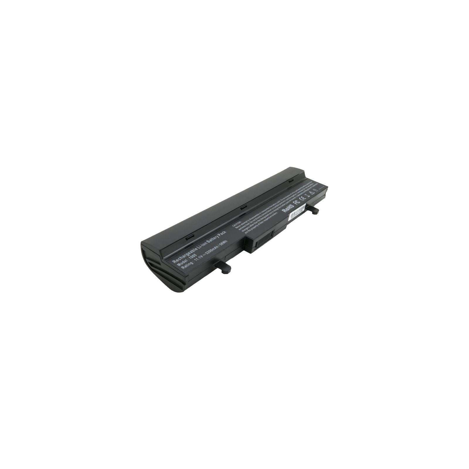 Аккумулятор для ноутбука Asus Eee PC 1005 (AL31-1005) 5200 mAh EXTRADIGITAL (BNA3920) изображение 2