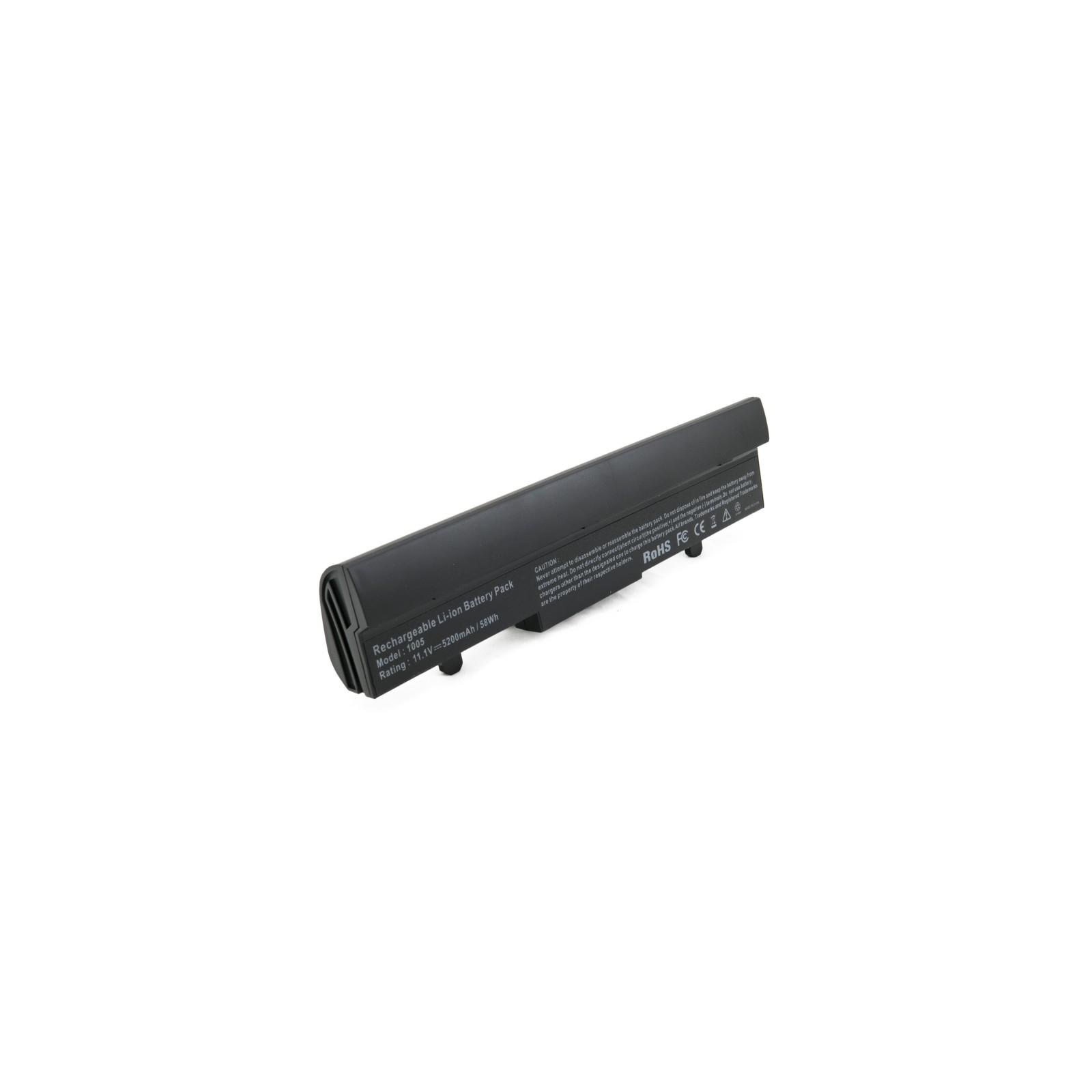 Аккумулятор для ноутбука Asus Eee PC 1005 (AL31-1005) 5200 mAh EXTRADIGITAL (BNA3920)