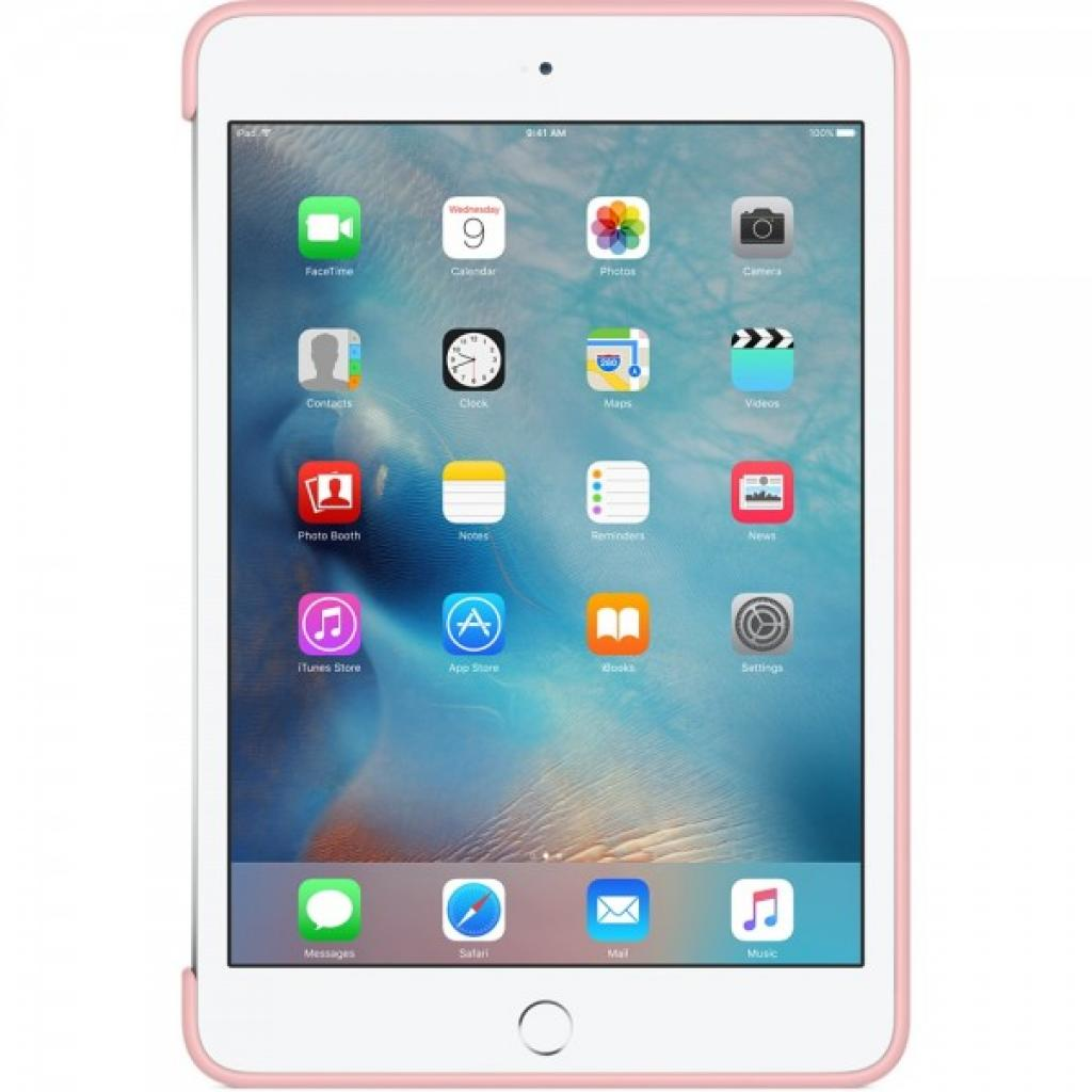 Чехол для планшета Apple iPad mini 4 Pink (MLD52ZM/A) изображение 4