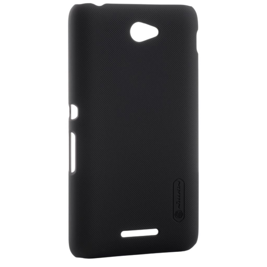 Чехол для моб. телефона NILLKIN для Sony Xperia E4 Black (6218470) (6218470)