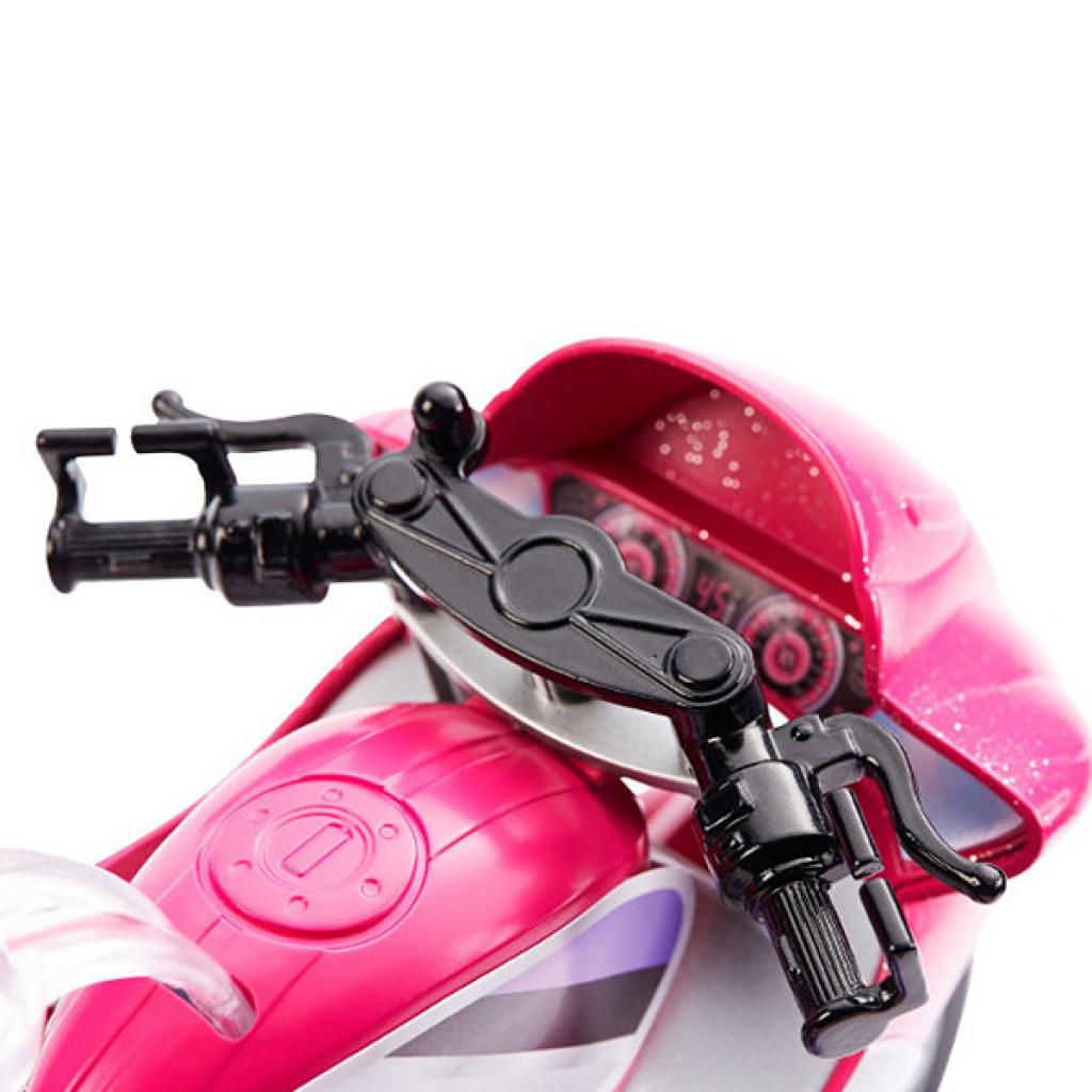 Кукла Barbie Шпионский мотоцикл Шпионская история (DHF21) изображение 8