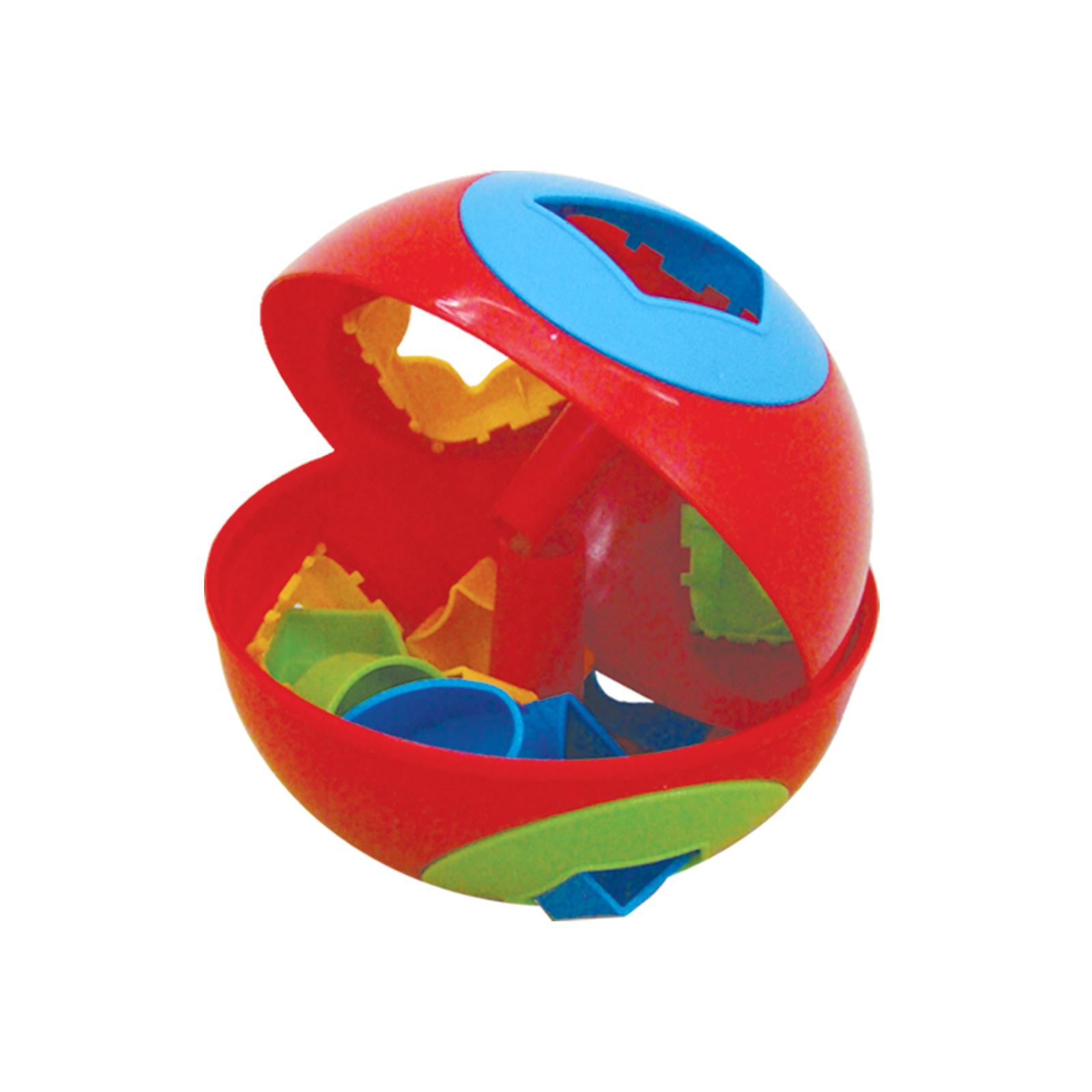 Развивающая игрушка Технок Умный малыш Шар (2247) изображение 2