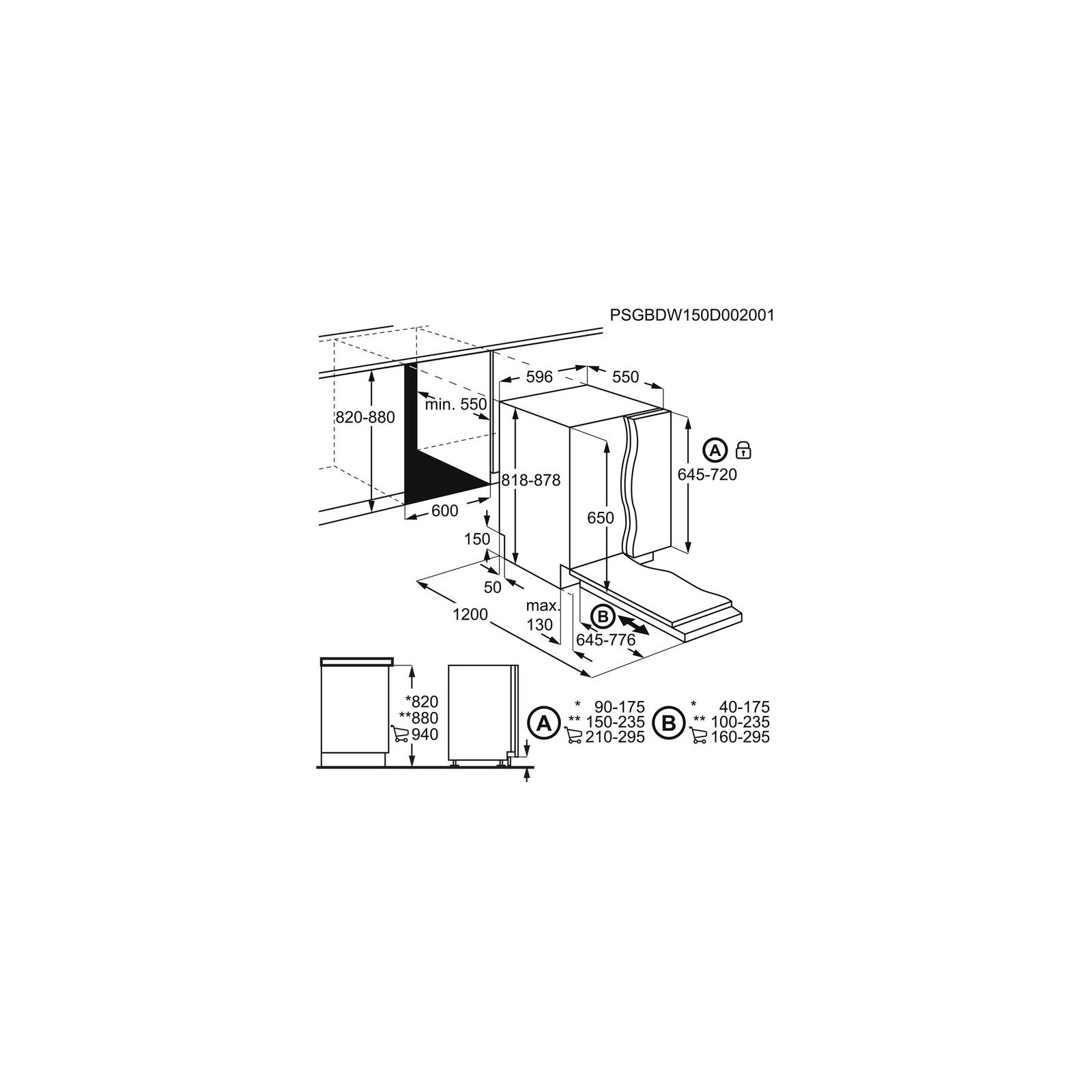 Посудомоечная машина ELECTROLUX ESL 95330 LO (ESL95330LO) изображение 4