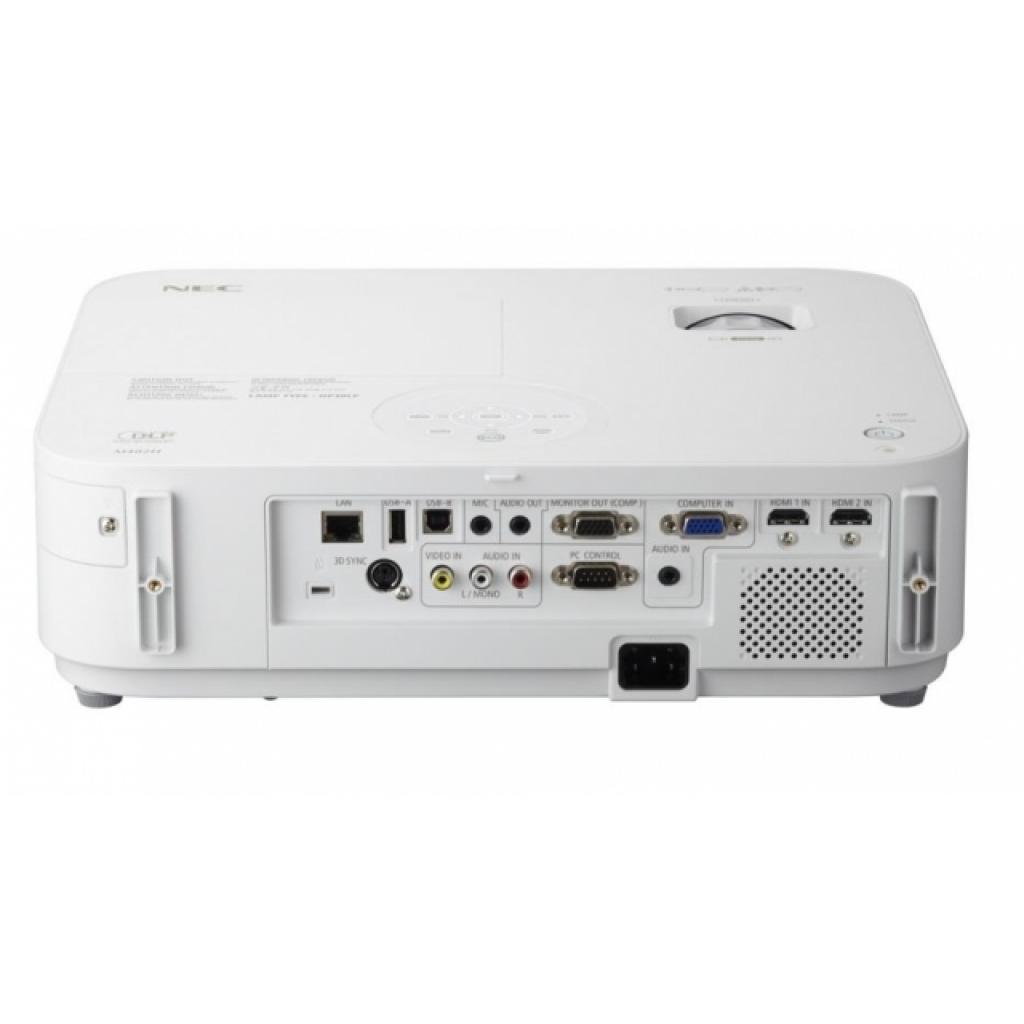 Проектор NEC M403W (60003978) изображение 5