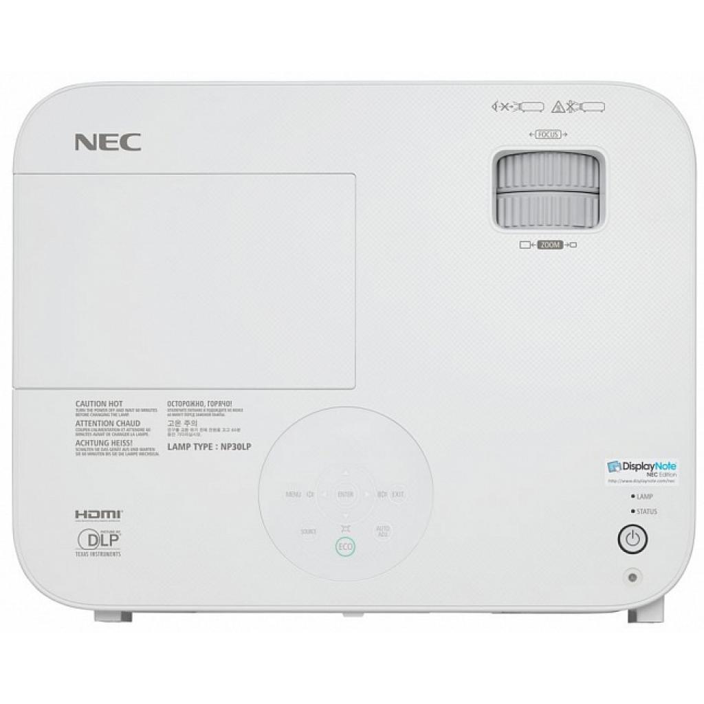 Проектор NEC M403W (60003978) изображение 6