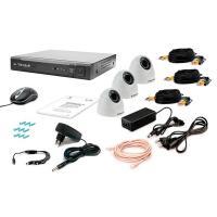 Комплект видеонаблюдения Tecsar 3IN-3M DOME (9557)