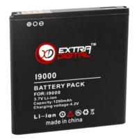 Аккумуляторная батарея EXTRADIGITAL Samsung GT-i9000 Galaxy S (1200 mAh) (BMS1129)