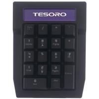 Клавиатура Tesoro Tizona Numpad red switch (TS-G2 N-P RD)
