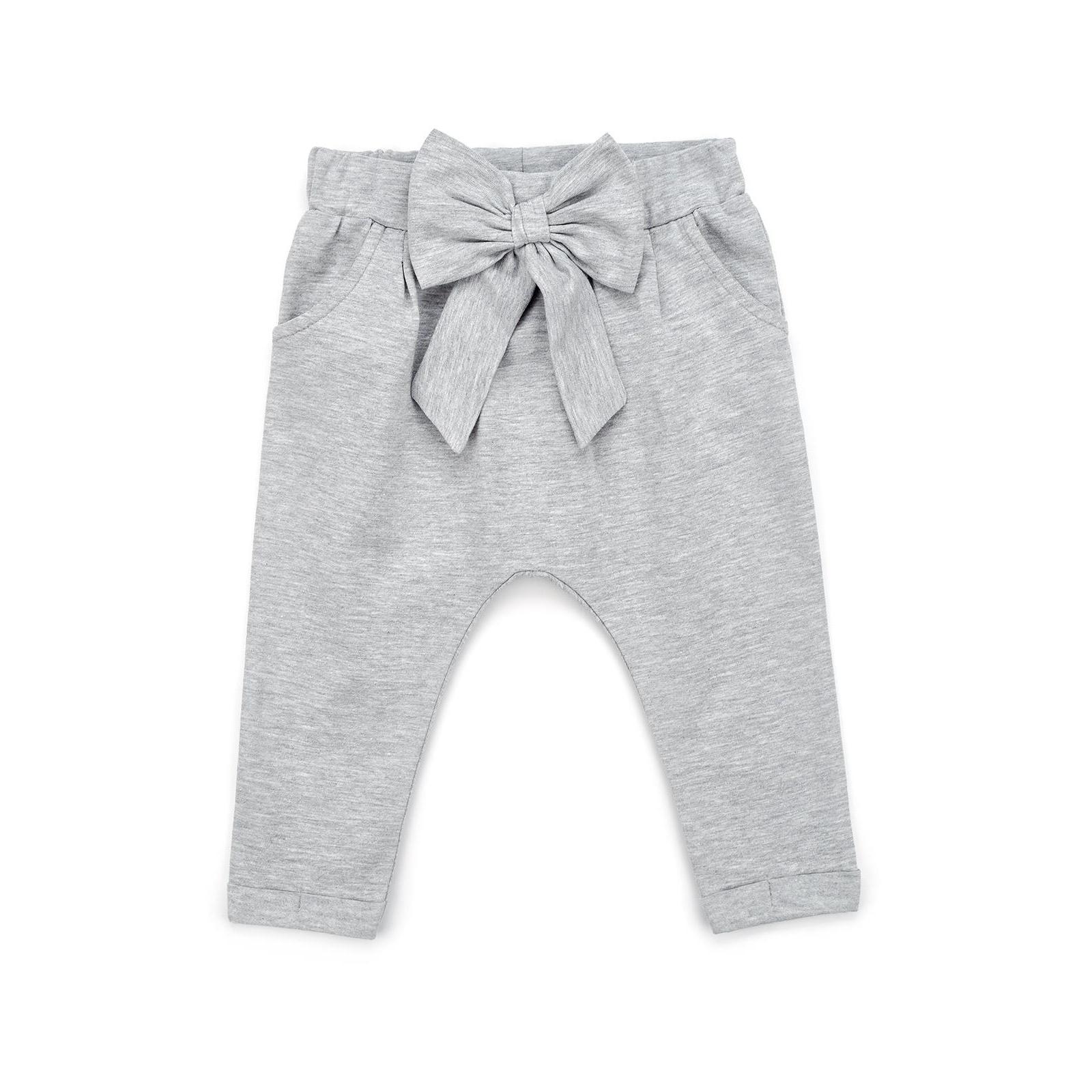 Штаны детские Breeze с бантом (10704-98G-gray)