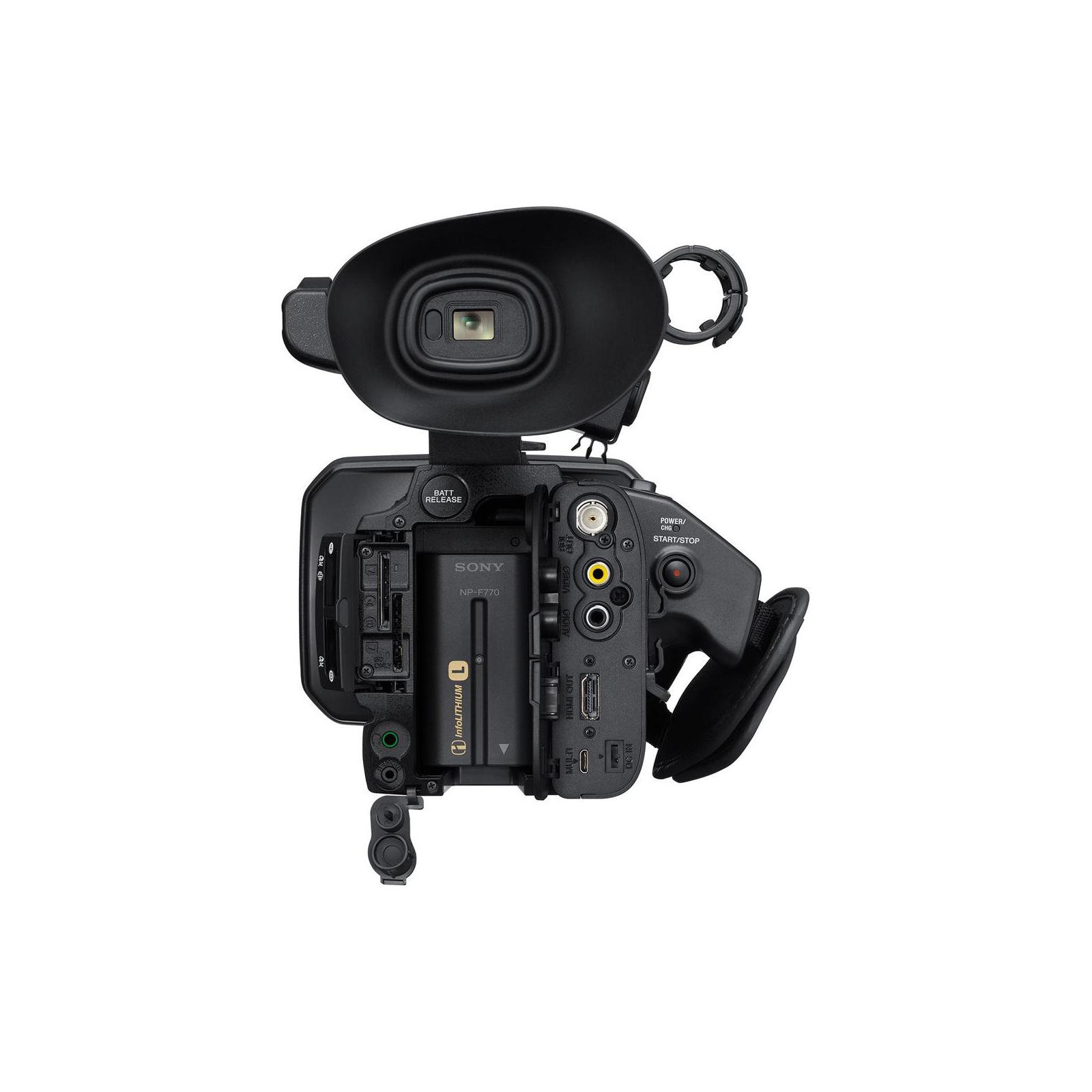 Цифровая видеокамера Sony PXW-Z150 (PXW-Z150//C) изображение 7
