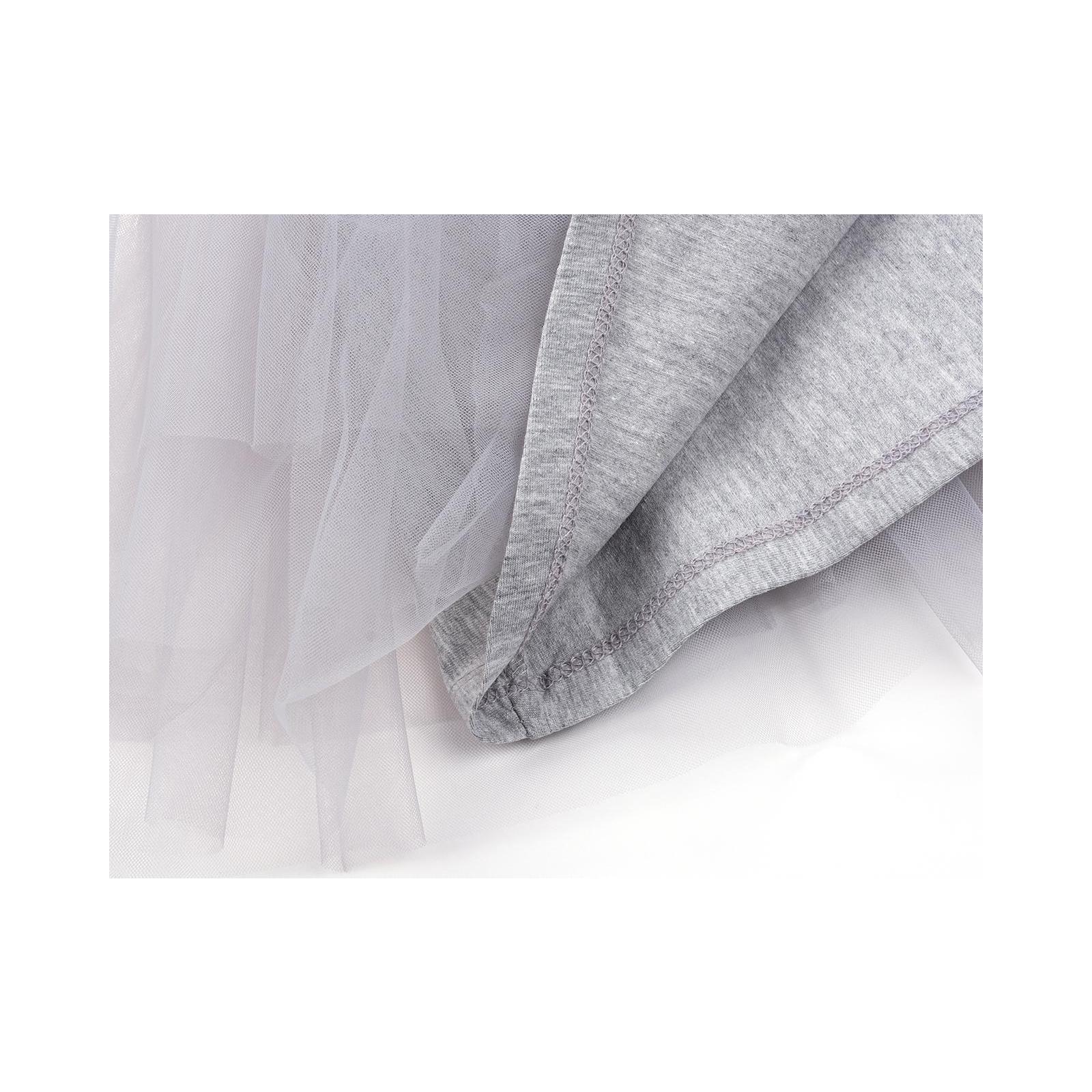 """Платье Breeze """"LOVE"""" (10630-116G-pink) изображение 4"""