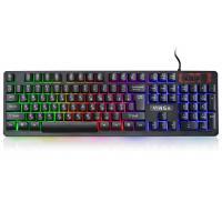 Клавіатура Vinga KB421 black