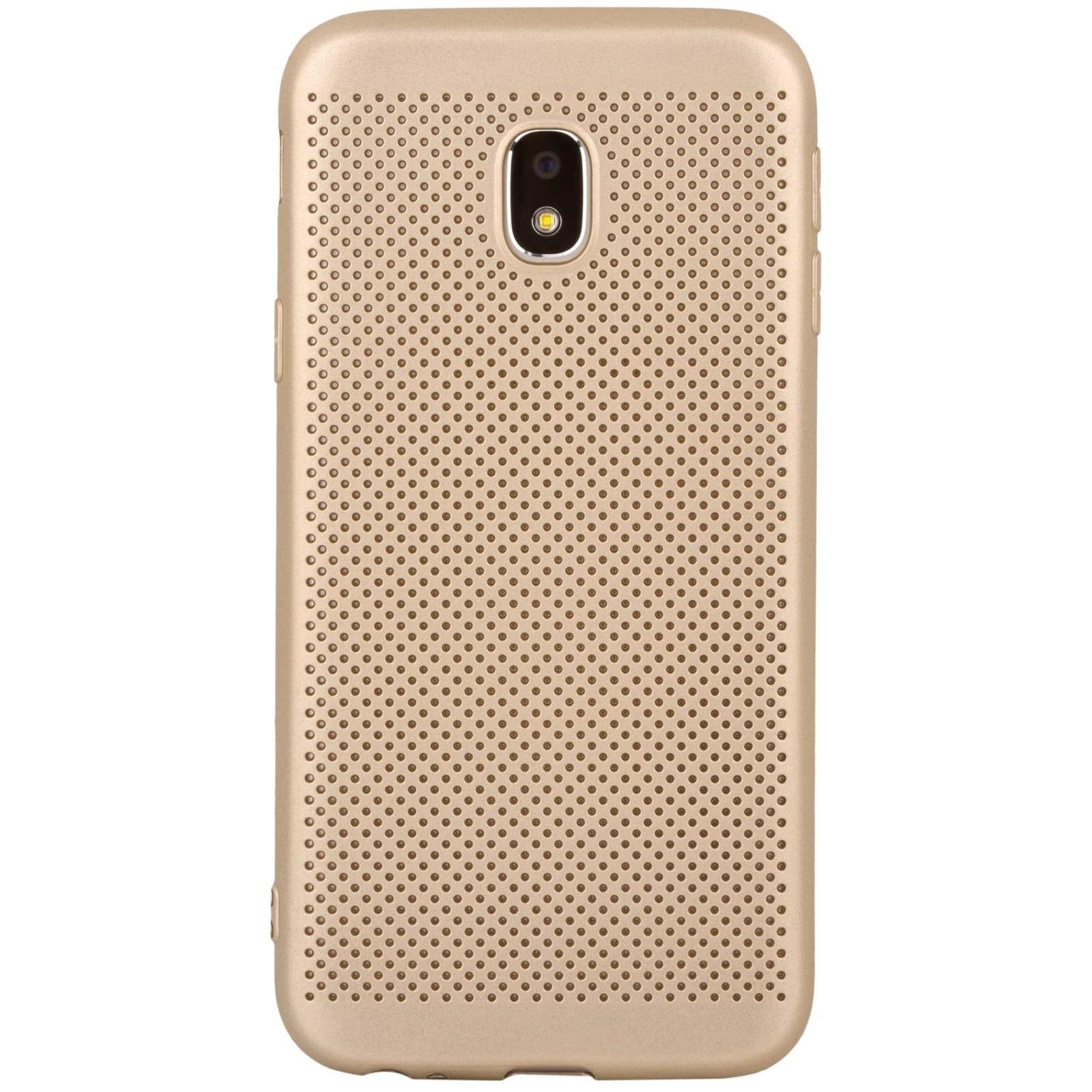 Чехол для моб. телефона MakeFuture Moon Case (TPU) для Samsung J5 2017 (J530) Gold (MCM-SJ530GD)