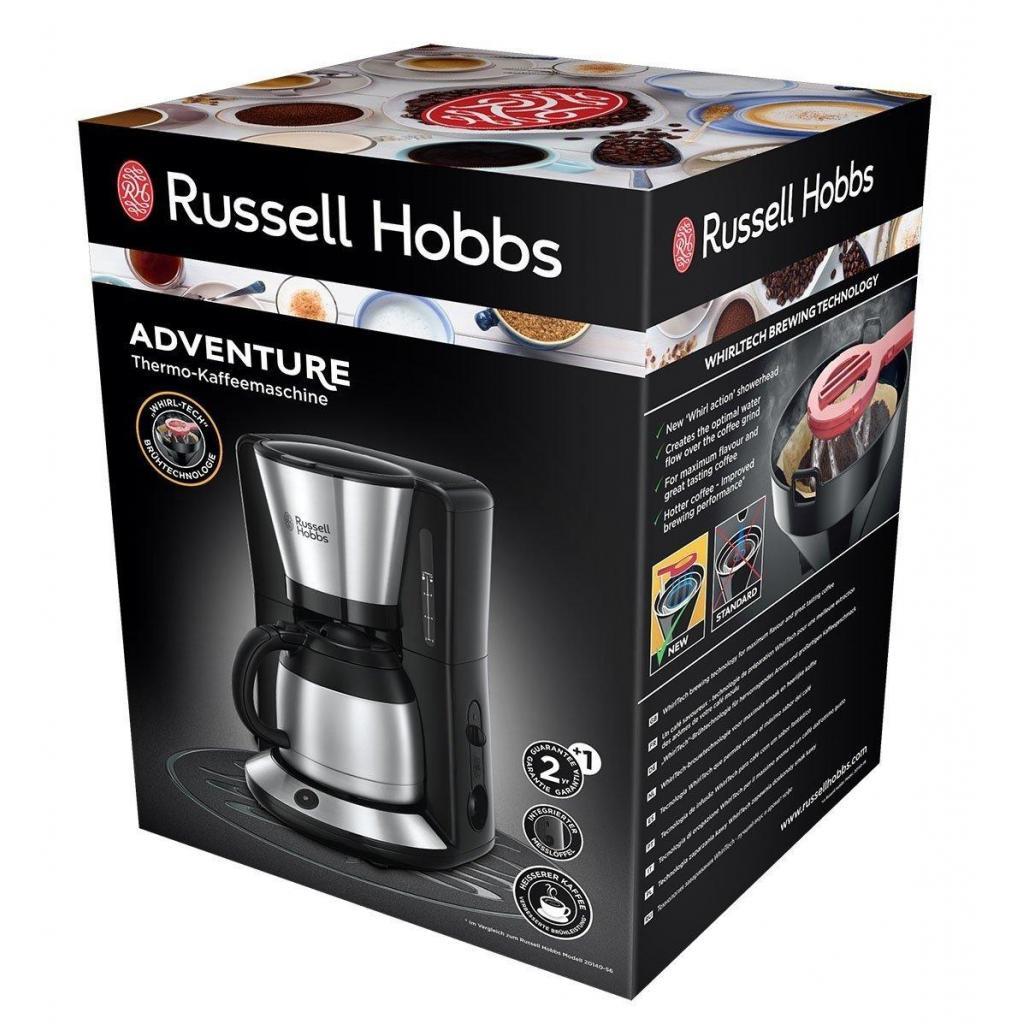 Кофеварка Russell Hobbs Adventure (24020-56) изображение 7