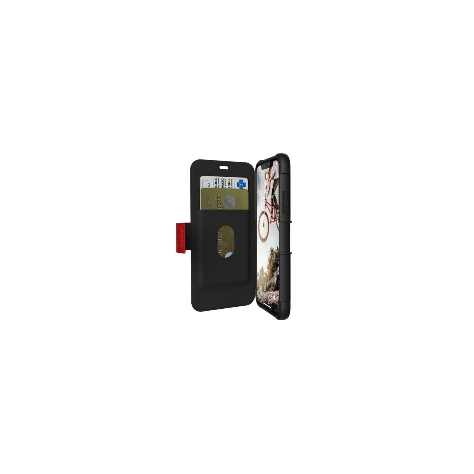 Чехол для моб. телефона Uag iPhone X Metropolis Black (IPH8-E-BL) изображение 5